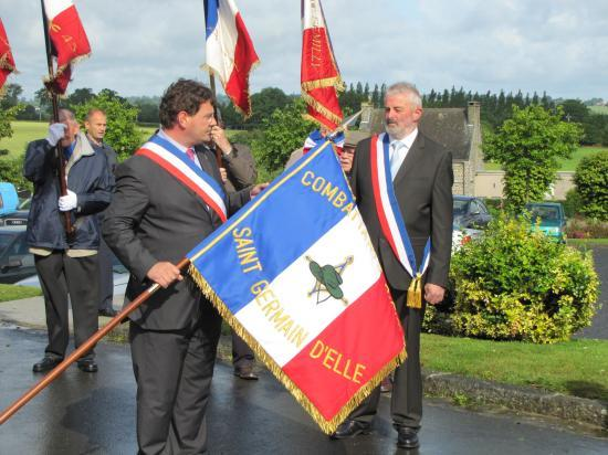 Bénédiction du drapeau