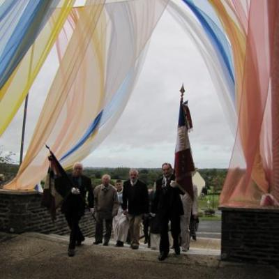 Célébration du 11 sept 2011