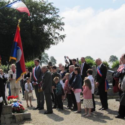 70ème anniversaire du débarquement Mémoire du Sergent SIMONETTI