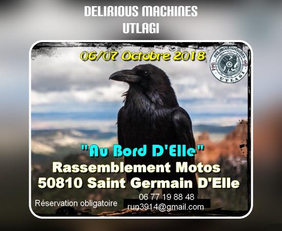 Dmu corbeau affiche 2018
